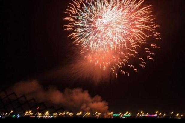 Le cabinet Verlinden planche sur une interdiction nationale des feux d'artifice