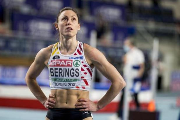 Neuf athlètes belges répondent aux minima de sélection pour Belgrade
