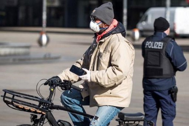 Berlin: jusqu'à 500 euros d'amende en cas de violation des distances sociales