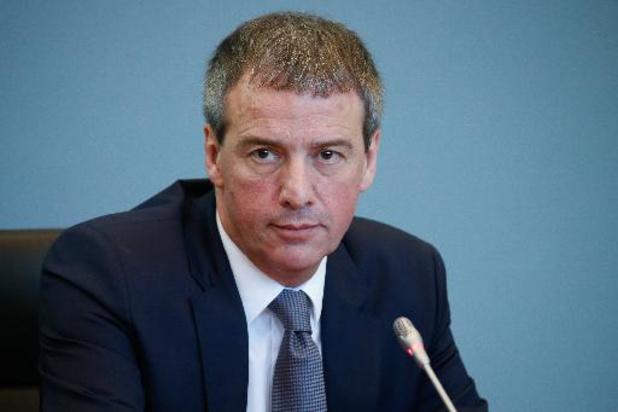 Stéphane Moreau dépose plaine contre le directeur de la prison de Marche-en-Famenne