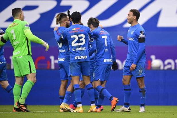 Deux chocs pour la 16e journée: Anderlecht-Genk vendredi et Antwerp-Bruges dimanche