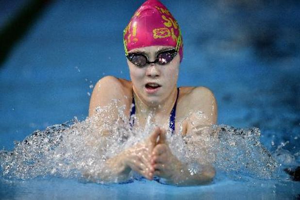 Sept nouveaux athlètes paralympiques sélectionnés pour la Belgique