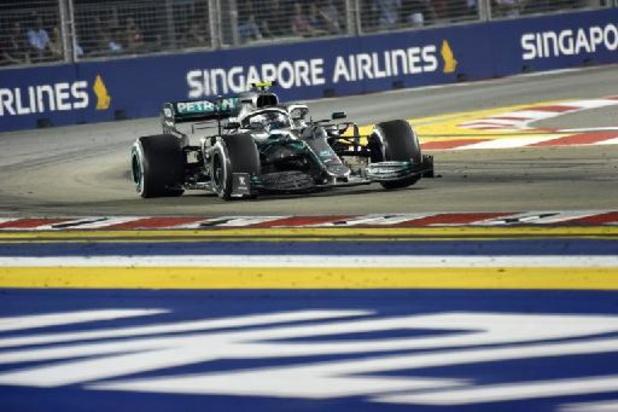 Annulation du Grand Prix F1 de Singapour, prévu le 3 octobre