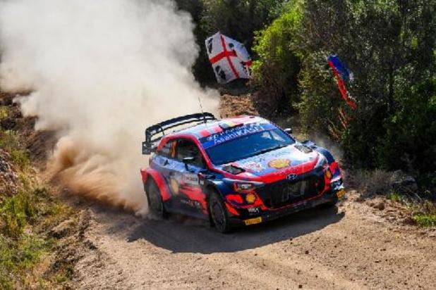 WRC - Safari Rally: Thierry Neuville passe en tête vendredi matin, Sébastien Ogier perd toute chance