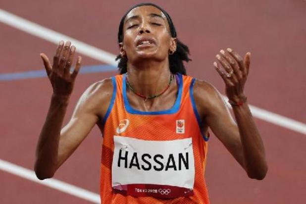 JO 2020 - Sifan Hassan va bien tenter le triplé 1.500, 5.000 et 10.000 m en athlétisme
