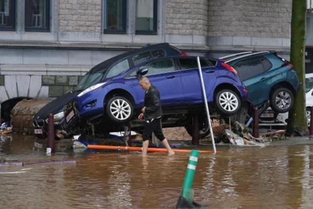 Balans in de vallei van de Vesder staat op 23 doden na zware overstromingen