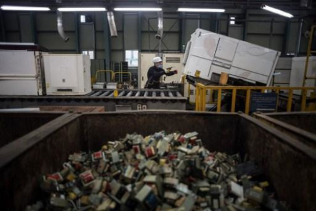 Recupel: 190.000 koelkasten vermist