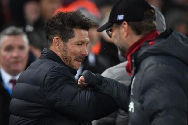 Coronavirus - Champions League-wedstrijd Liverpool-Atletico kostte mogelijk 41 mensen het leven