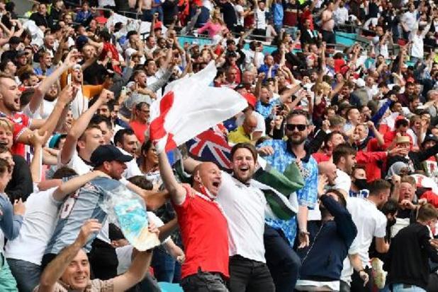 EK 2020 - UEFA stopt Britse kaartverkoop en blokkeert verkochte tickets
