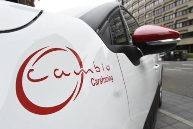 Cambio autodelen Vlaanderen rondt kaap van 25.000 leden
