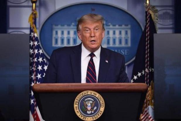 Coronavirus - Comme attendu, Donald Trump annonce l'autorisation élargie du traitement au plasma