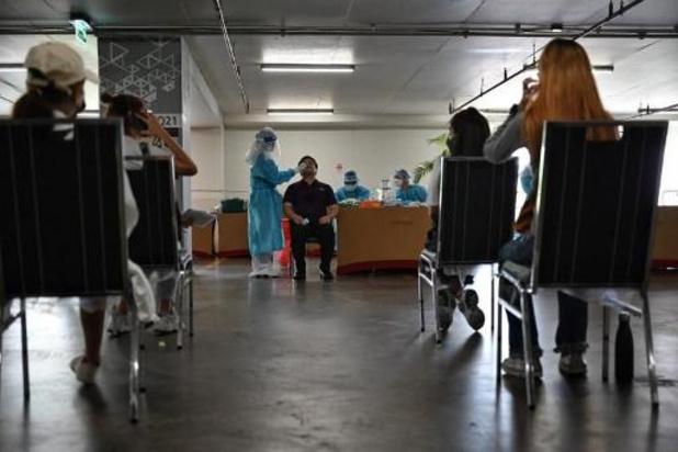 La pandémie a ralenti pour la première fois en près de deux mois