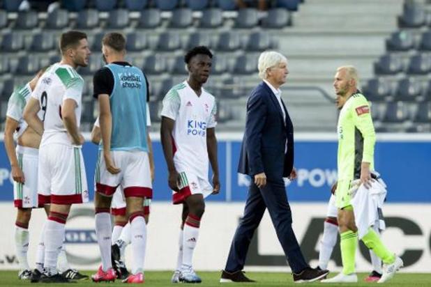 """Proximus League - Marc Brys is niet ongerust na 1-4 verlies: """"Geen juiste weerspiegeling van de wedstrijd"""""""
