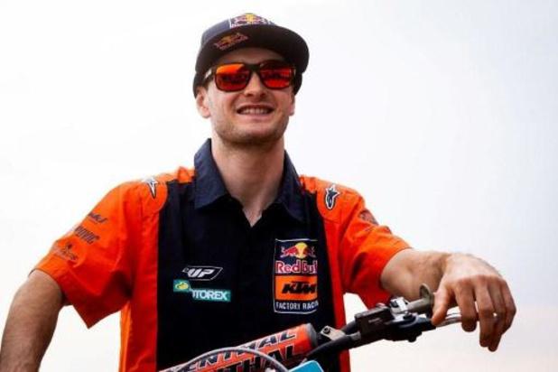 Championnat du monde de motocross - Jeffrey Herlings s'adjuge le premier Grand Prix de la saison, succès pour Geerts en MX2