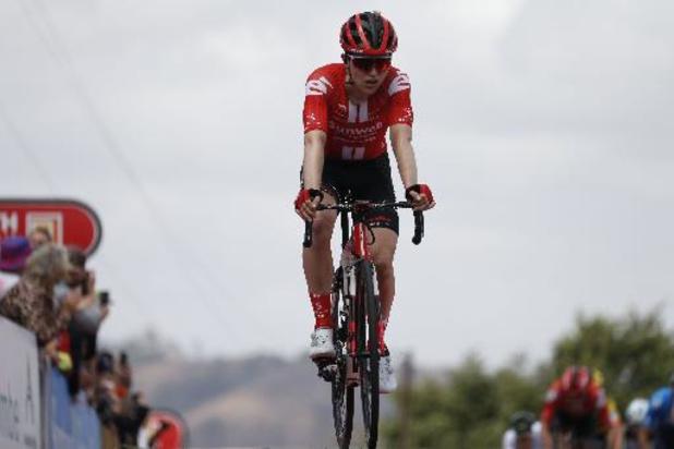 L'Australien Michael Storer remporte la 7e étape au sommet du Purto de Llacuna