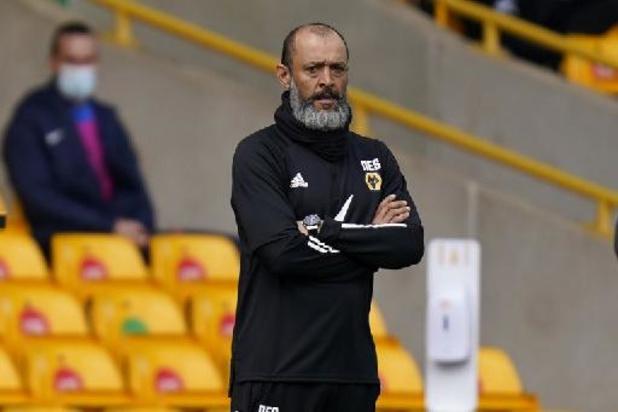 Nuno Espirito Santo quittera Wolverhampton à la fin de la saison