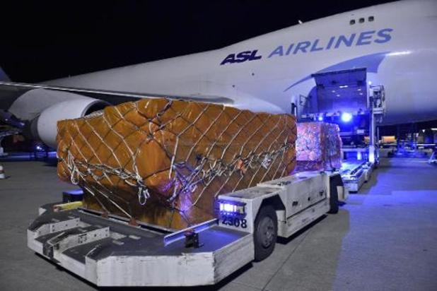 Coronavirus - Alibaba stuurt 2 miljoen mondmaskers naar Europa via Luik