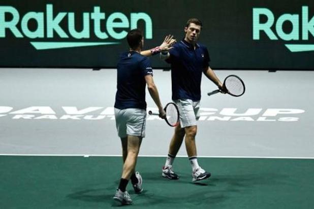 Groot-Brittannië verslaat Kazachstan in Davis Cup