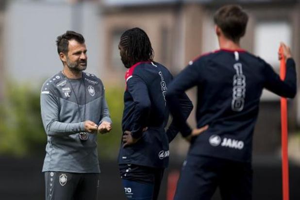 Jupiler Pro League - Antwerp en Utrecht komen niet tot scoren in oefenpot