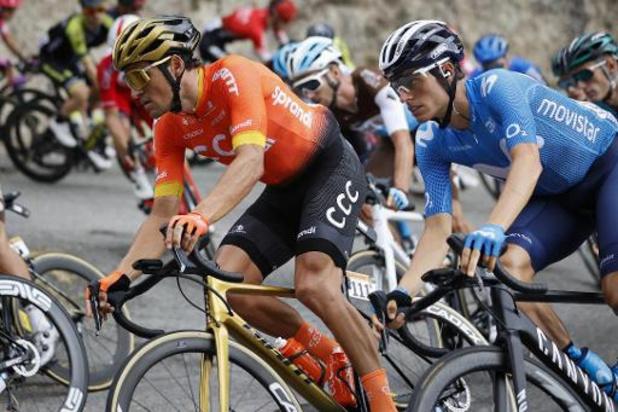 """Tour de France - Van Avermaet déçu à la quatrième place : """"J'espérais finir plus proche"""""""