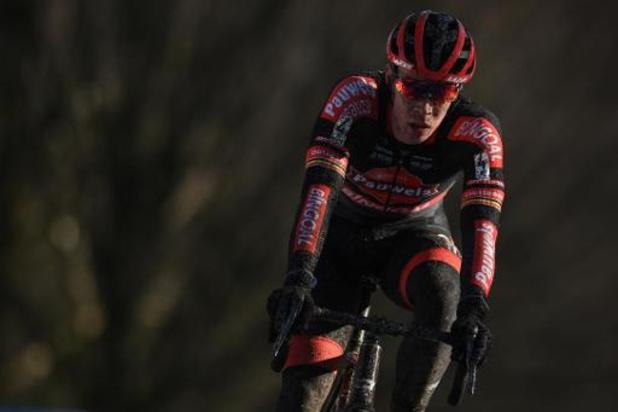 Laurens Sweeck is voor het tweede jaar op rij de beste in Oostmalle