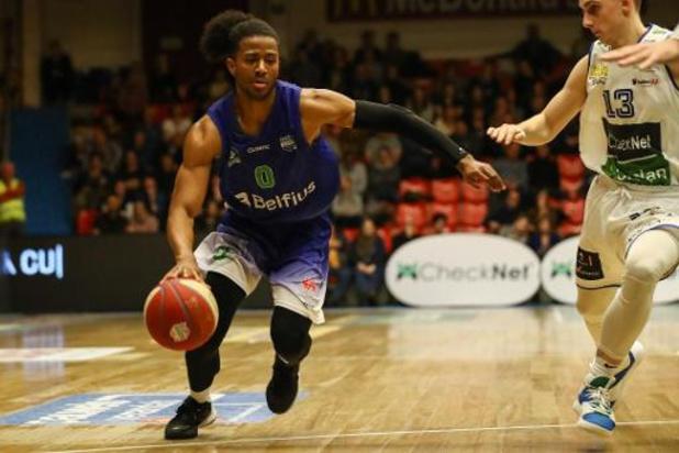Euromillions Basket League - Liège s'incline à Alost avec seulement six joueurs