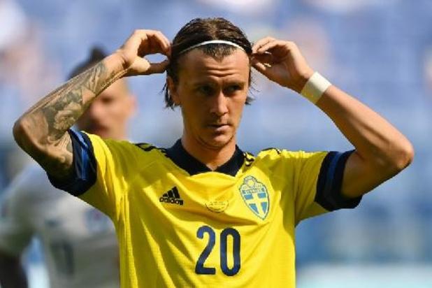 Anderlecht recrute le milieu suédois Kristoffer Olsson