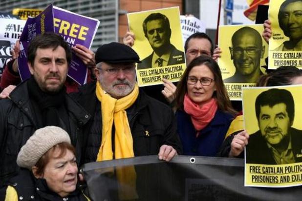 L'Espagne adresse à la Belgique deux mandats d'arrêt contre des séparatistes catalans