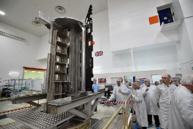 Europa stuurt baanbrekende commerciële satelliet de ruimte in