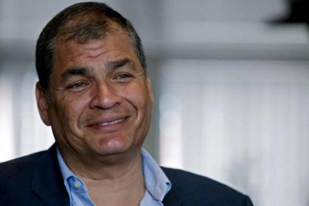 Correa niet van plan uitlevering te vermijden door Belgische nationaliteit aan te vragen