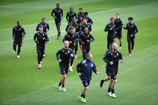 Charleroi et le Standard à une victoire des groupes de l'Europa League