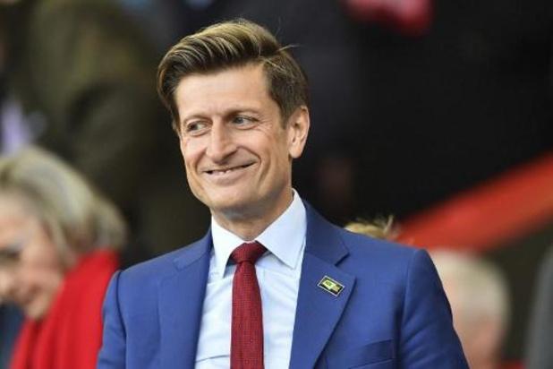 Le président de Crystal Palace craint l'échec du plan de reprise de la Premier League