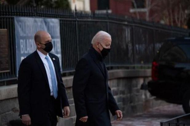Biden tekent decreet dat het makkelijker moet maken om te stemmen