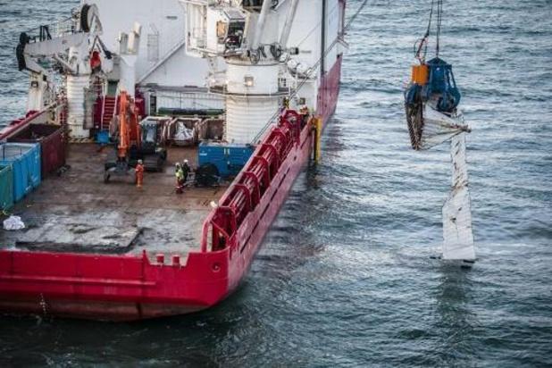 Stichting vestigt aandacht op tonnen afval in Noordzee na containerramp in 2019