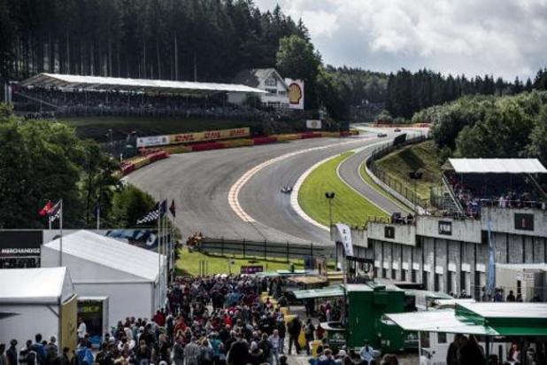 Le Circuit de Spa-Francorchamps retrouve les courses et le DTM ce week-end