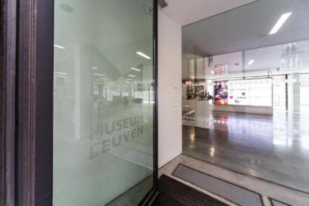Politie neemt gestolen kunst in beslag in Museum M