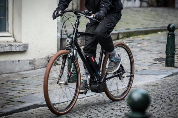 Le speed-pedelec de plus en plus courtisé à Bruxelles