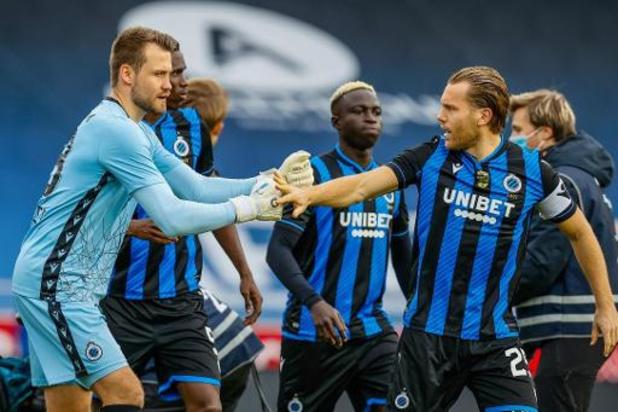 Club Brugge verdedigt leidersplaats in Sint-Truiden