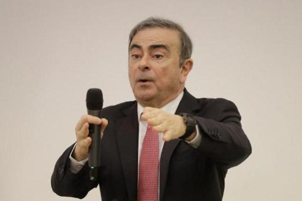 Carlos Ghosn prédit la faillite de Nissan d'ici deux à trois ans, selon son avocat