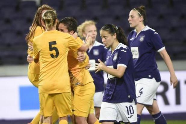 Battu 2-0 par Kazygurt, Anderlecht est éliminé en seizièmes de finale