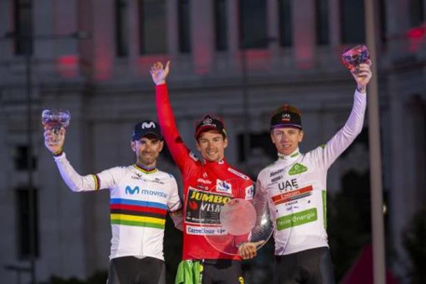 """El Pais: """"Vuelta schuift door nieuwe Tourdatum op naar oktober"""""""