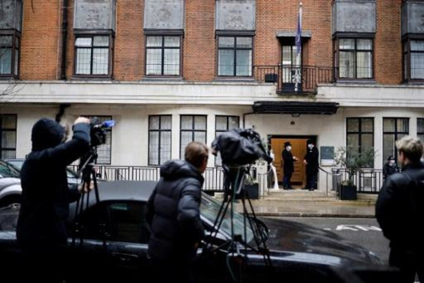 L'hospitalisation du prince Philip à Londres n'est pas liée au Covid-19
