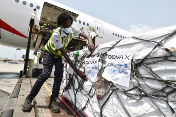 Ivoorkust krijgt als tweede land lading vaccins via Covax