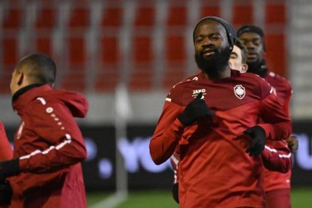 Jupiler Pro League - Lamkel Zé immédiatement titulaire avec l'Antwerp