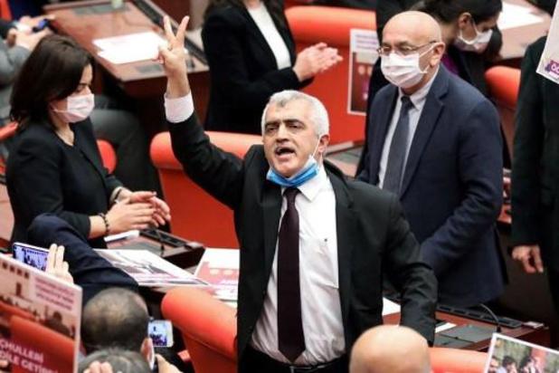 Turquie: arrestation d'un député prokurde déchu de son mandat