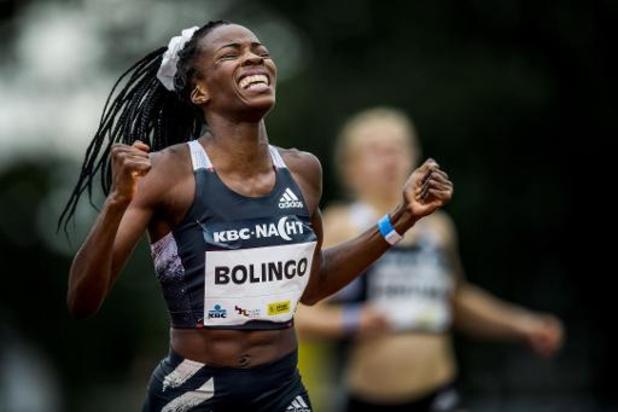 Euro d'athlétisme indoor - Cynthia Bolingo ne défendra pas sa médaille d'argent sur 400 mètres