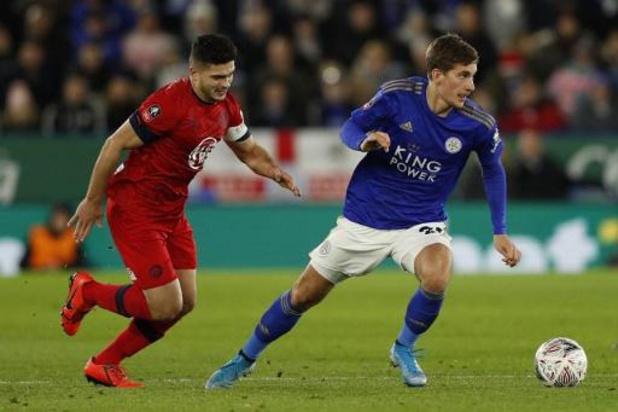 Les Belges à l'étranger - Manchester City assure sans De Bruyne en FA Cup, Praet qualifié, Dendoncker en replay