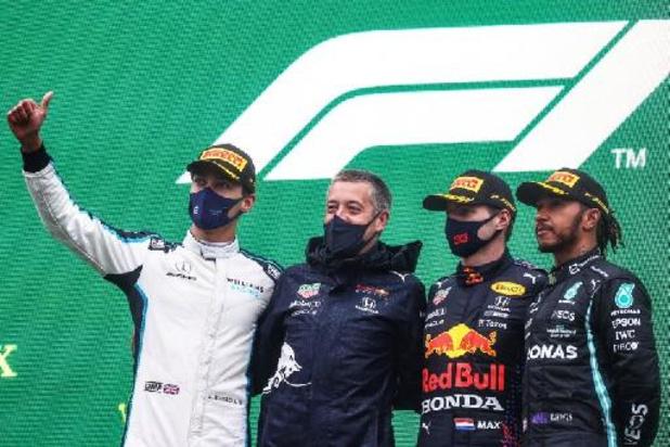 """F1 - GP de Belgique - """"Pas la manière avec laquelle je voulais l'emporter"""", confesse Max Verstappen"""
