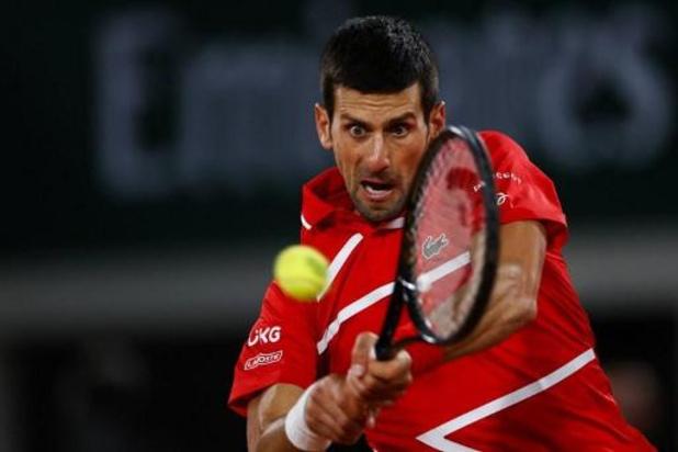 Roland-Garros - Djokovic a dû batailler pour vaincre Tsitsipas mais s'offre un duel au sommet contre Nadal