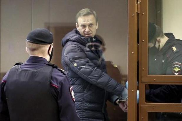 Rencontre entre des proches de Navalny et des ministres UE, avant un Conseil très attendu